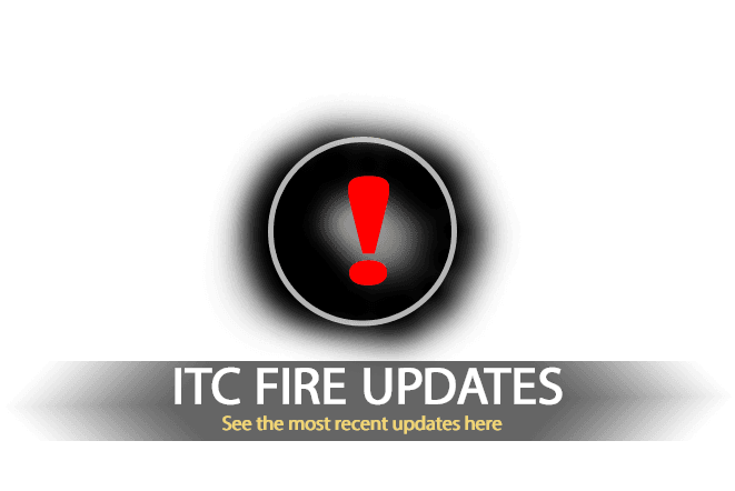 Latest Information Regarding Fire at ITC Facility