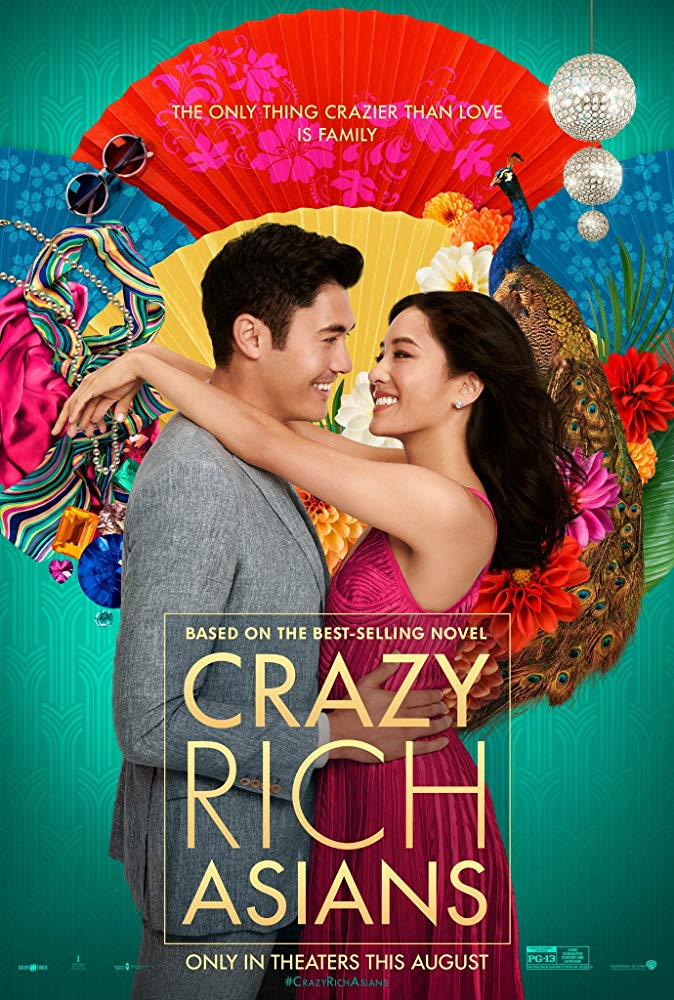 Crazy Rich Asians Opens in new window