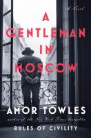 gentleman in moscow book cover - Opens in new window
