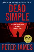 dead simple book cover -  Opens in new window