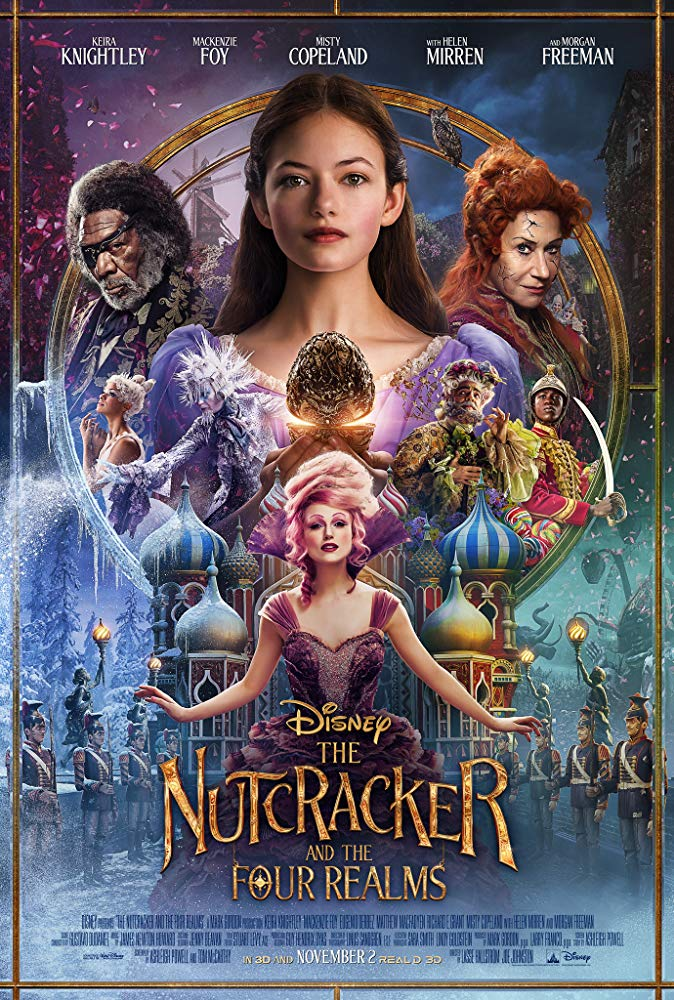 The Nutcracker and the Four Realms Opens in new window