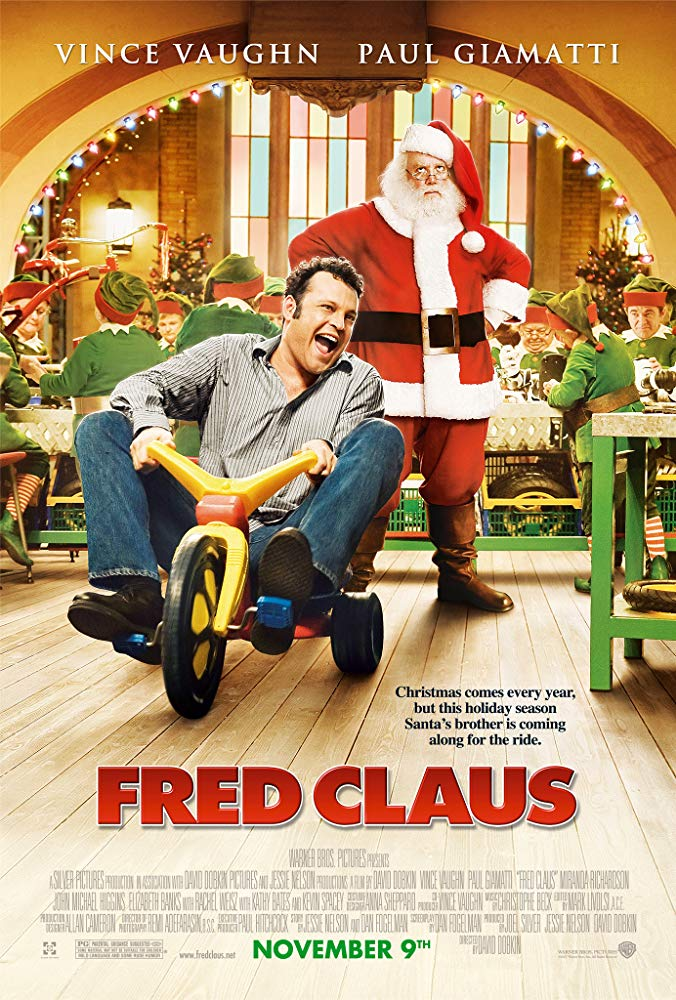 Fred Claus Opens in new window