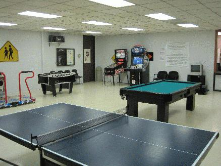 Photo of Game Room Party Rentals' game room