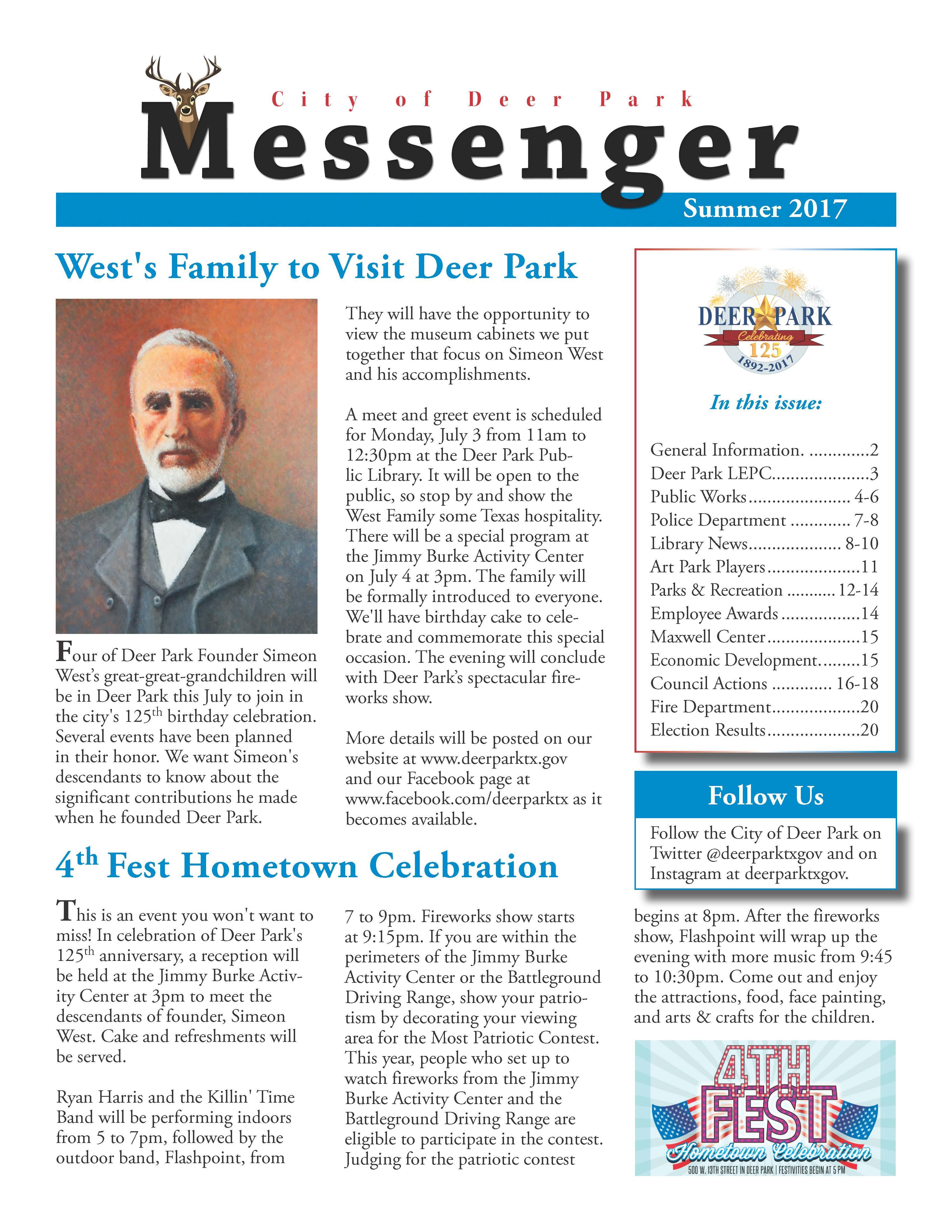 Summer 2017 Messenger_final front cover.jpg