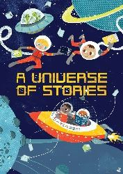 A Universe of Stories Childrens Poster