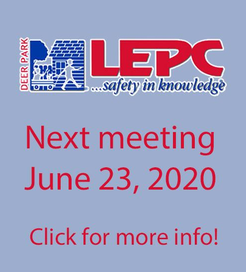 NEW LEPC news item