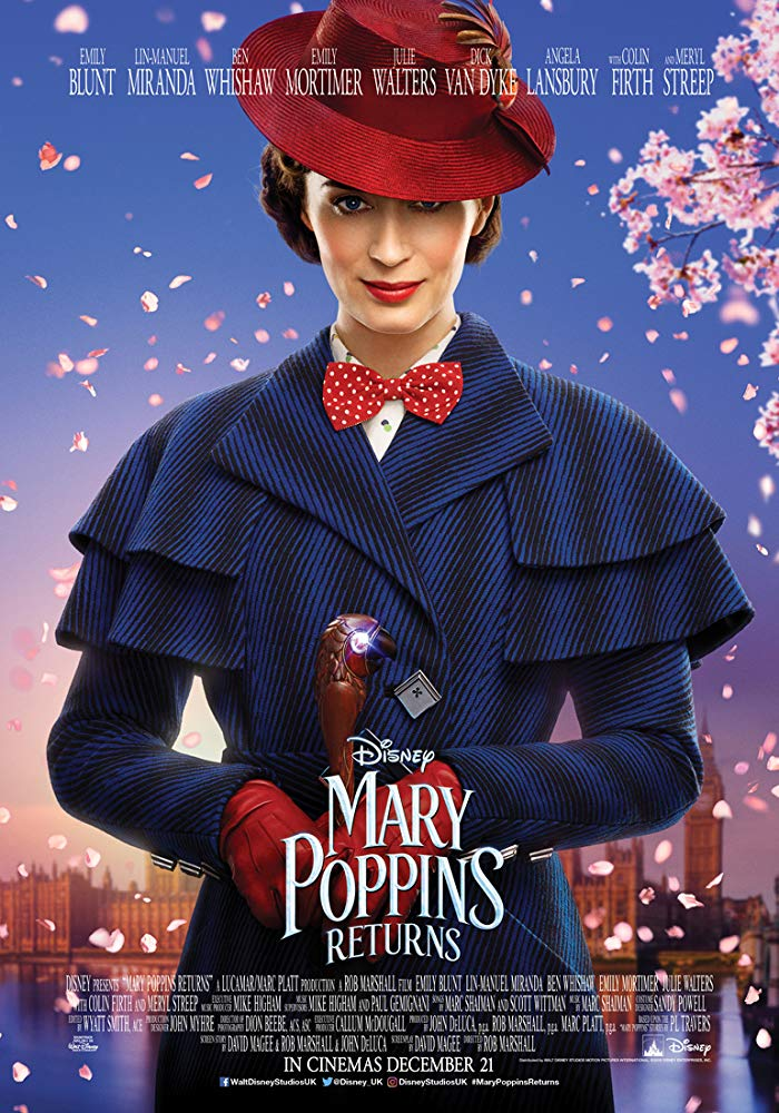 Mary Poppins Returns Opens in new window