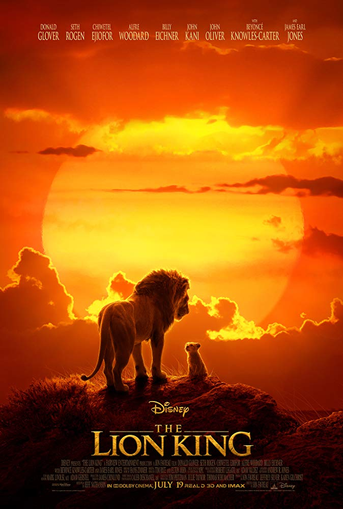 The Lion King Opens in new window