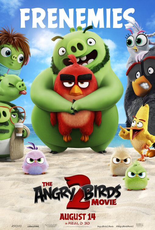 The Angry Birds Movie 2 Opens in new window