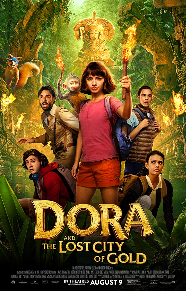 Dora and the Lost City of Gold Opens in new window