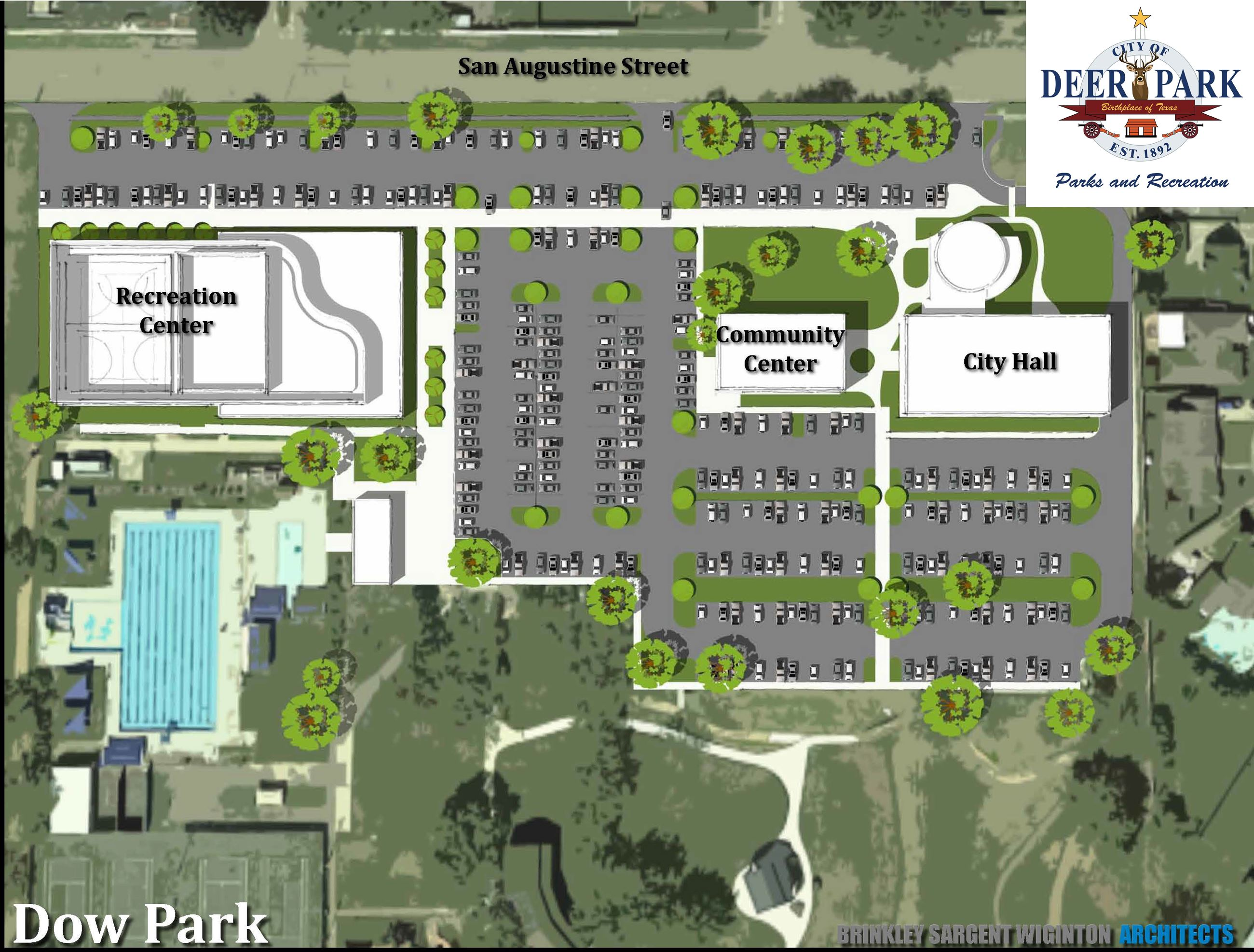 Community-Recreation Complex graphic